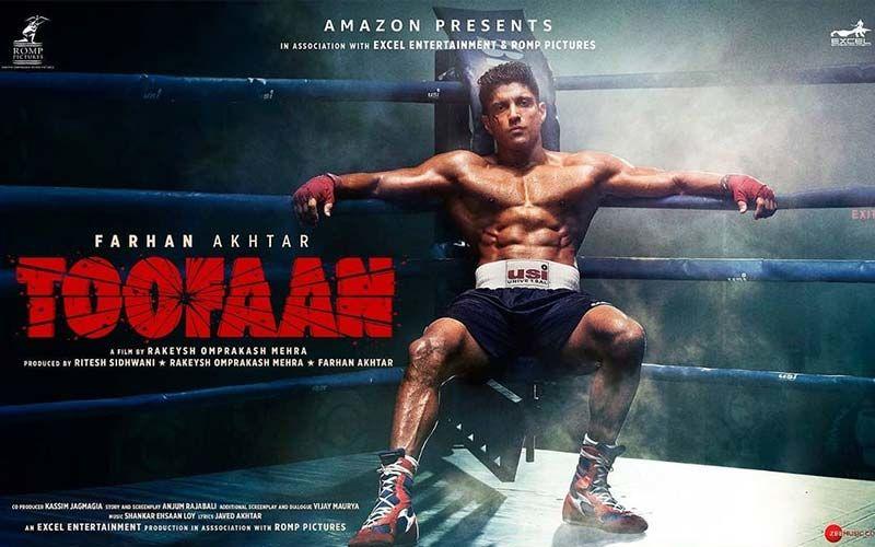 Toofaan Teaser Review: The Film Is Farhan Akhtar's Raging Bull