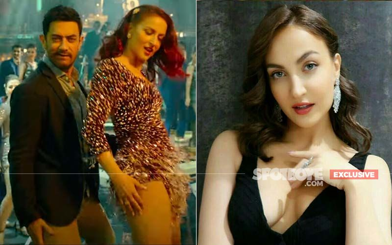 Elli Avram: 'I Have A Problem With The Term 'Item Song' Because Indirectly We Are Calling The Girl An Item'- EXCLUSIVE VIDEO