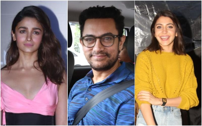 Aamir Khan Birthday: Alia Bhatt Posts A Happy Picture With Him And Ranbir Kapoor; Anushka Sharma Pens An Adorable Wish For The Superstar
