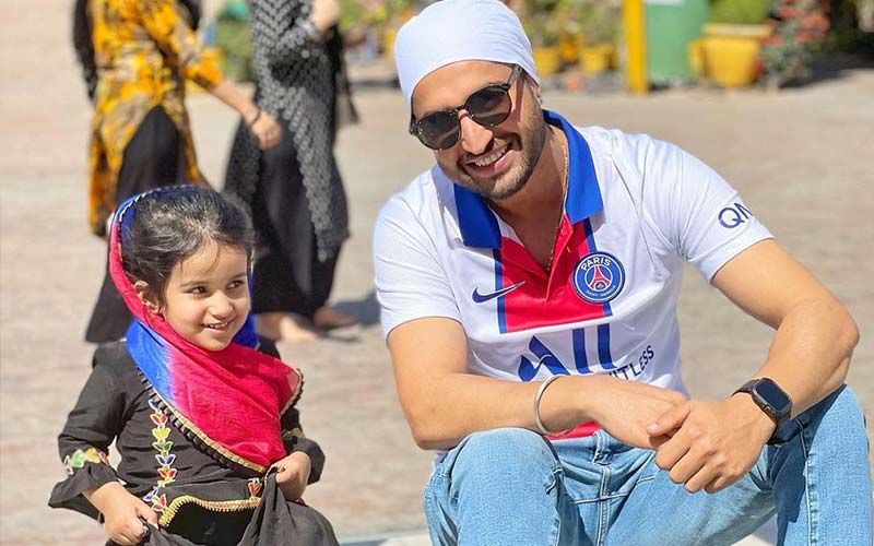 Jassie Gill Shares A Picture With Daughter Roojas And We Are In Love