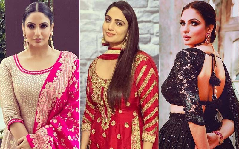 5 times Japji Khaira Turned Heads In Ethnic Attire; We Just Can't Get Enough Of Her Fashion Picks