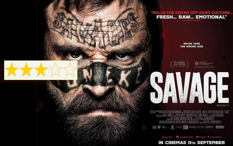 Savage Review: Sweeping, Overwhelming Depiction Of NZ's Street Gangs
