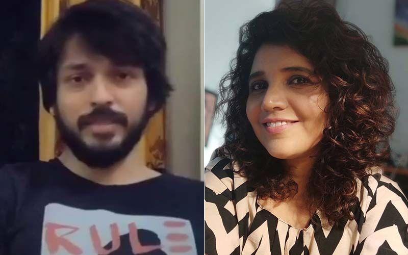 Marathi Filmfare 2021: Lalit Prabhakar, Mukta Barve, Bhagyashree Milind, And Sonalee Kulkarni Strike A Pose With Their Black Lady