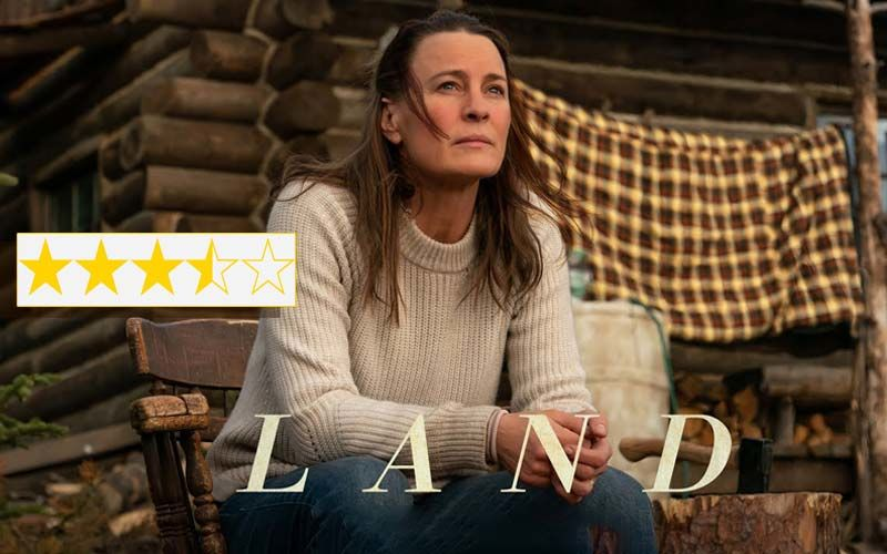 Land: Robin Wright's Film Directed By Herself Is Almost A Great Film