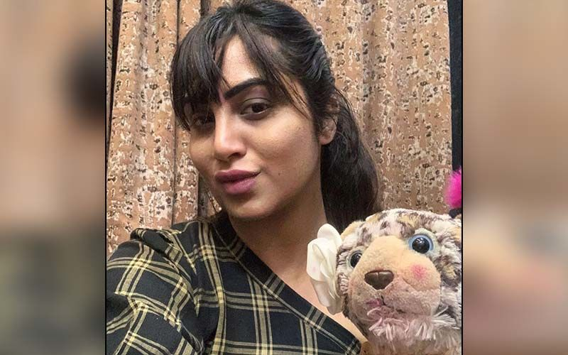 Bigg Boss 14's Arshi Khan All Set To Be The Lead Opposite Ravi Bhatia In Director Anirudh Kumar's Film