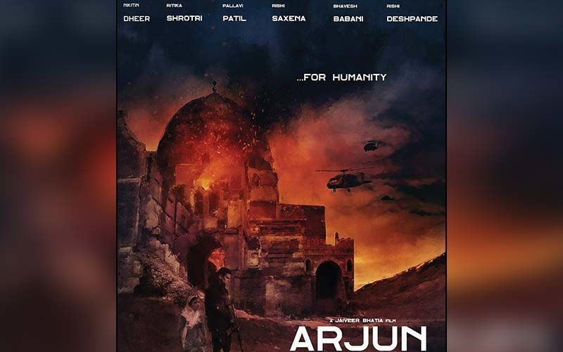Marathi TV World Icon Rishi Saxena's Film Arjun Goes To Cannes Miami In May