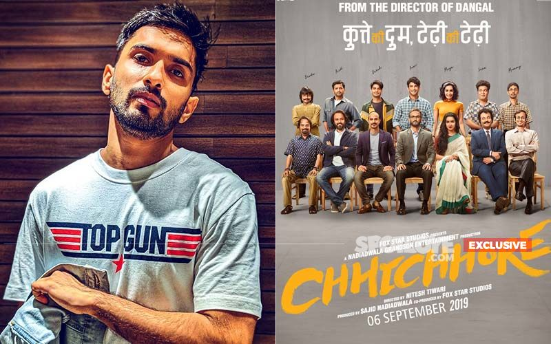 Chhichhore Actor Anud Singh Dhaka Did This To Get Noticed In The Film- EXCLUSIVE
