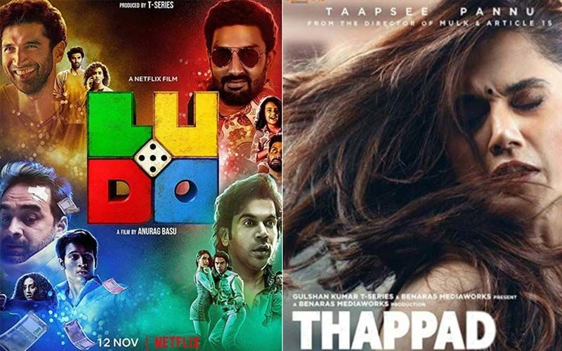 66th Filmfare Awards Nominations Full List: Ludo And Thappad Lead With Maximum Nominations; Irrfan Khan And Sushant Singh Rajput Nominated Posthumously