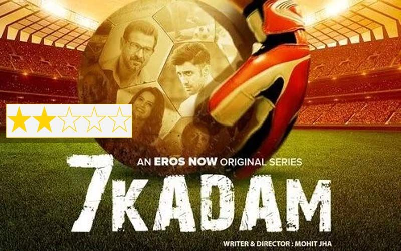 7 Kadam Review: Redemptive Drama Redeemed  By Ronit Roy And Amit Sadh