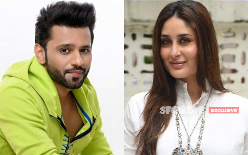 Bigg Boss 14's Rahul Vaidya Shoots With Kareena Kapoor Khan For His Next Project? - EXCLUSIVE