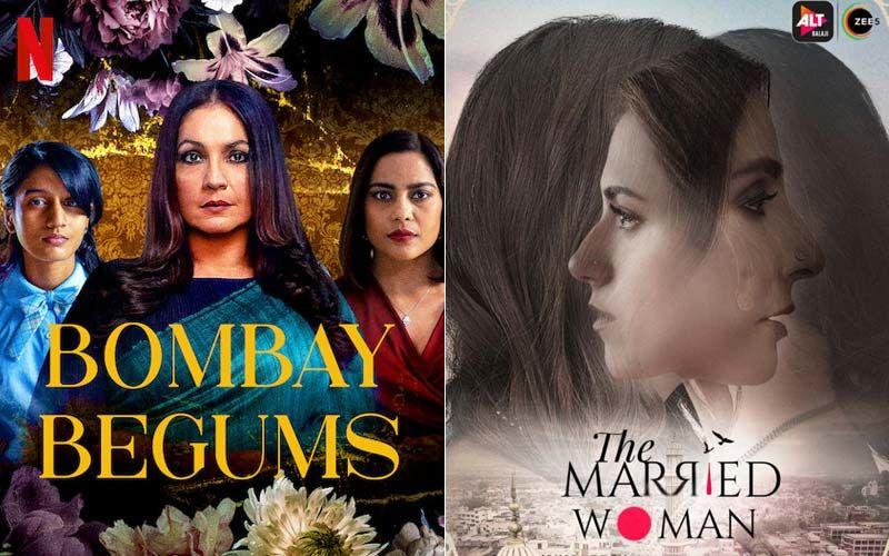 OTT Clash On International Women's Day: Netflix's Bombay Begums Vs Alt Balaj's A Married Woman, What's Your Pick?