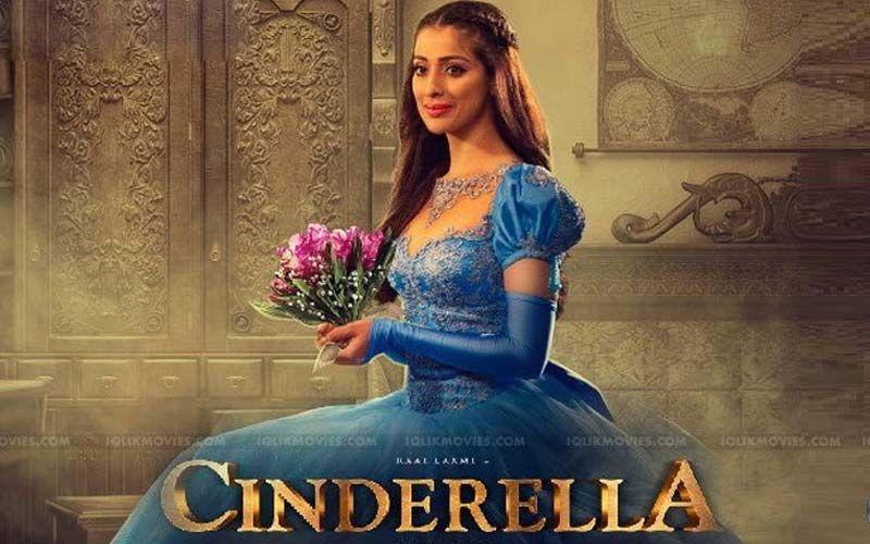 Cinderella: Raai Laxmi Reveals A Glimpse Of Her Horror Fiction Film