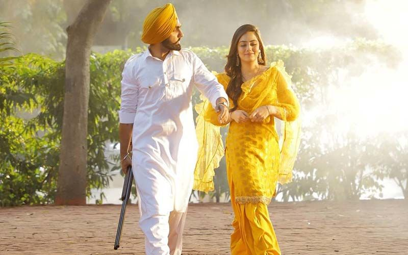 Ammy Virk's New Song 'Khabbi Seat' Gets A Release Date; Singer Shares The Poster Of The Song