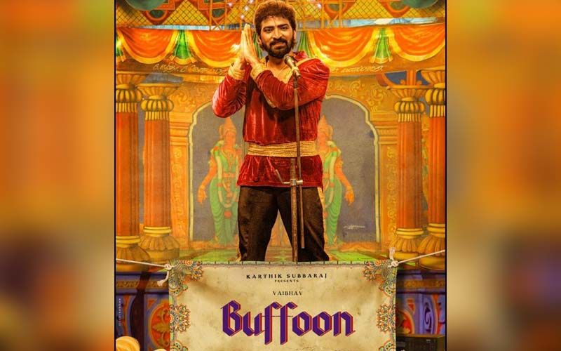 Buffon: Venkat Prabhu Unveils The Look Of This Upcoming Tamil Drama