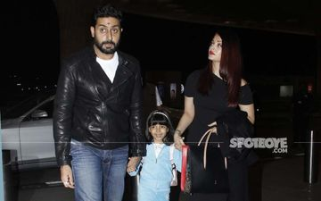 Abhishek Bachchan Says Aishwarya Rai Bachchan Made Aaradhya Aware Of The Family She Belongs To: 'She Knows We're Very Privileged'