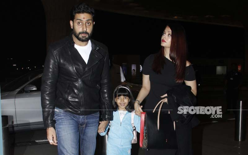 Abhishek Bachchan Says Aishwarya Rai Bachchan Made Aaradhya Aware Of The Family She Belongs To: 'She Knows We're Very Privileged'