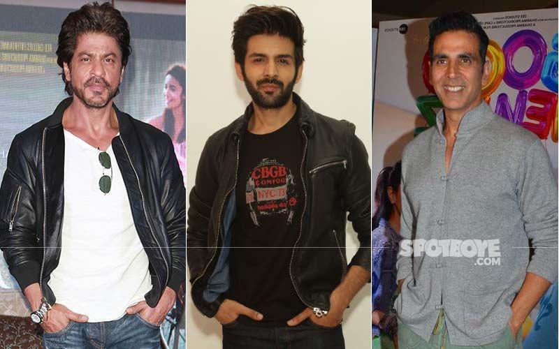 From Shah Rukh Khan To Akshay Kumar To Kartik Aaryan; 5 Outsiders Who Broke The  Bollywood Bastion