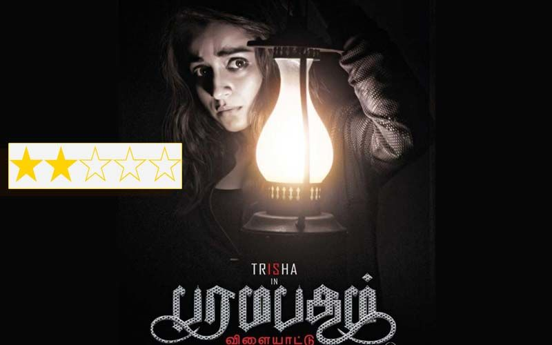 Paramapadham Vilayattu: This Political Drama Starring Trisha And Vijay Varmaa Is Mindboggling In Its Plotting