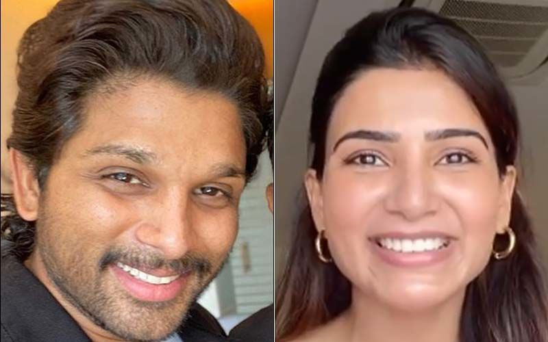Allu Arjun Hid His Marriage With Sneha Reddy From Co-Star Samantha Akkineni, Here's Why