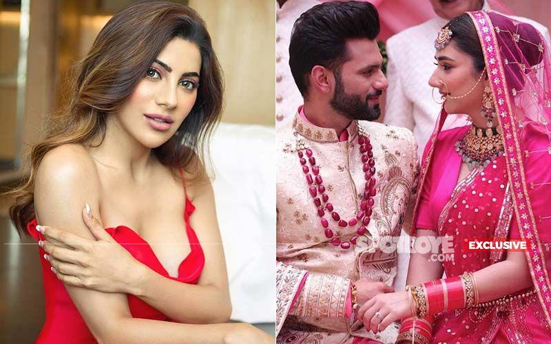 Bigg Boss 14's Nikki Tamboli On Rahul Vaidya And Disha Parmar's Jodi: 'They Are The Next Adorable Couple In Town'- EXCLUSIVE