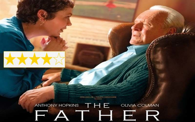 The Father Review: No Words To Describe Anthony Hopkins' Performance