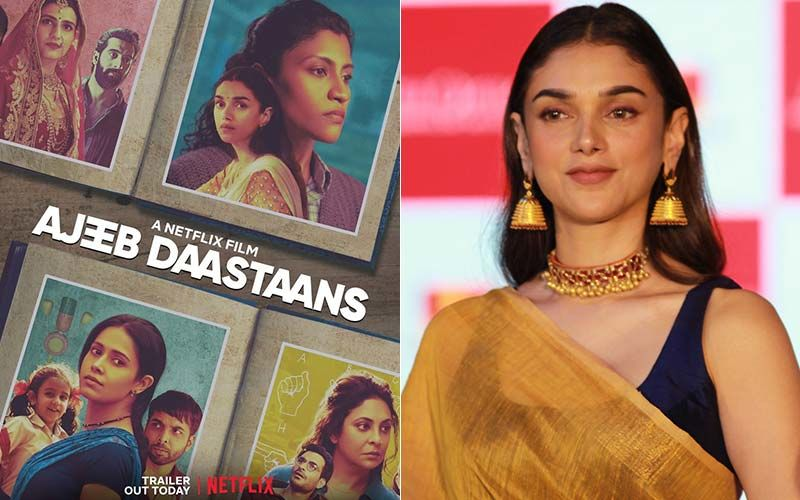 Ajeeb Daastaans: Twitterverse Is Totally Impressed With Aditi Rao Hydari's Breakthrough Performance