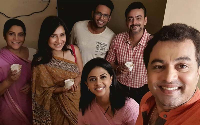 It's A Wrap For Chandra Ahe Sakshila, Subodh Bhave Bids Adieu To His Television Stint