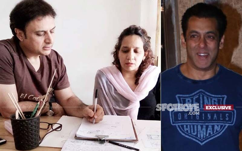 'Salman Khan Was Scared Of Our Telepathic Connection,' Says Vinay Sapru On His Partnership With Radhika Rao- EXCLUSIVE