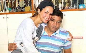 Hina Khan's Father Passes Away In Mumbai Due To Cardiac Arrest- EXCLUSIVE