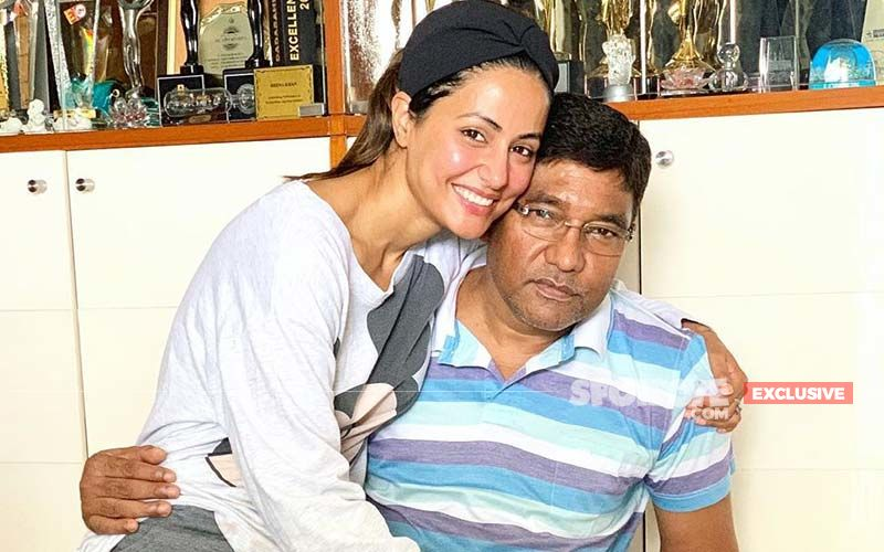 Hina Khan's Father Passes Away In Mumbai Due To Cardiac Arrest- EXCLUSIVE