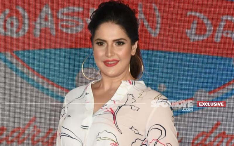 Zareen Khan: 'The Love That Punjabi Industry Gives Me Is So Much More Than What I Get From The Hindi Film Industry'- EXCLUSIVE