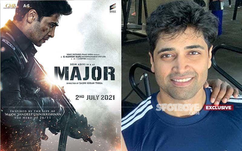 Major Actor Adivi Sesh Reveals How Sandeep Unnikrishnan's Parents Reacted To The Film's Teaser- EXCLUSIVE