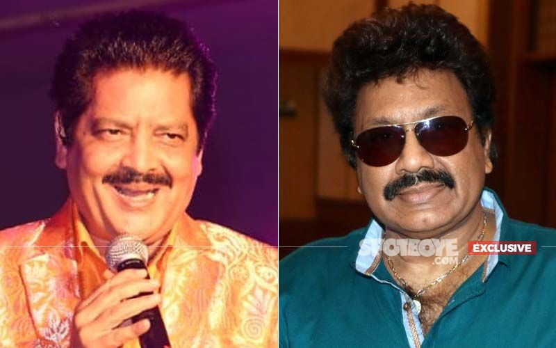 As Udit Narayan Mourns The Death Of Music Composer Shravan, He Confesses He Hasn't Taken COVID Vaccine Yet As He Is Afraid To Step Out Of The House-EXCLUSIVE