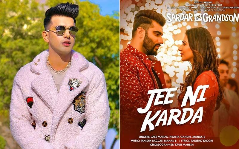 Jass Manak Makes His Debut In Bollywood With The Song 'Jee Ni Karda' From The Movie 'Sardar Ka Grandson'