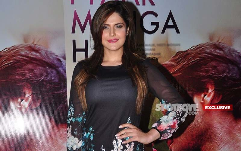 Zareen Khan: 'I Was Only Identified As Another Pretty Face Who Cannot Act, Without Even Giving Me Any Opportunity To Showcase My Talent'-EXCLUSIVE