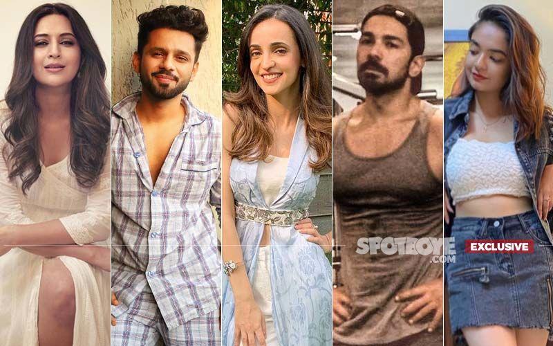 Khatron Ke Khiladi 11 CONFIRMED LIST Of Contestants: Divyanka Tripathi, Rahul Vaidya, Sanaya Irani, Abhinav Shukla, Anushka Sen And More