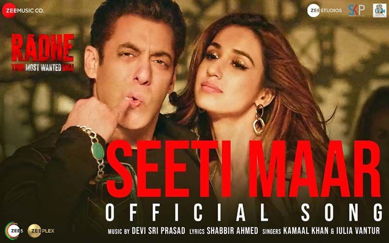 Radhe's Seeti Maar: List Of Bollywood Songs Recreated From Regional Music