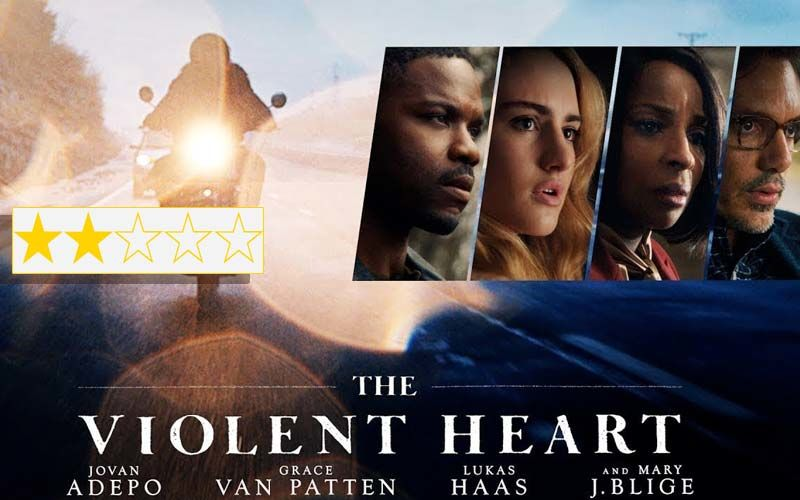 The Violent Heart Review: The Film Starring Jovan Adepo And Grace Van Patten  Is A Very Quiet Film About Violent Emotions