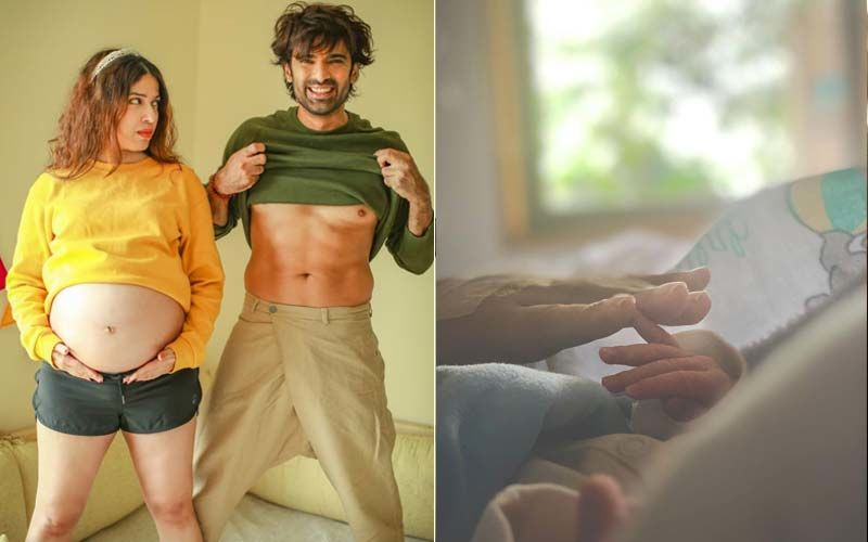 Mohit Malik And Aditi Malik Blessed With A Baby Boy, Couple Shares FIRST Glimpse Of The Little One