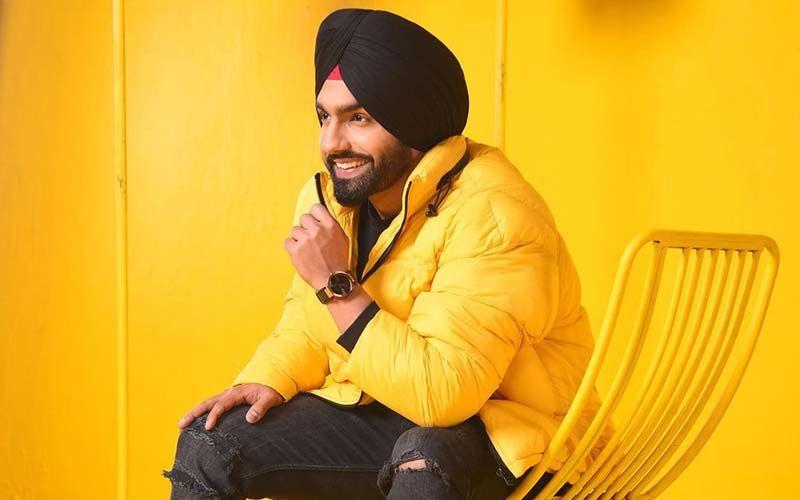 Ammy Virk Creates A Funny Reel Video With Debutant Singer Romaana's Song 'Goriyaan'