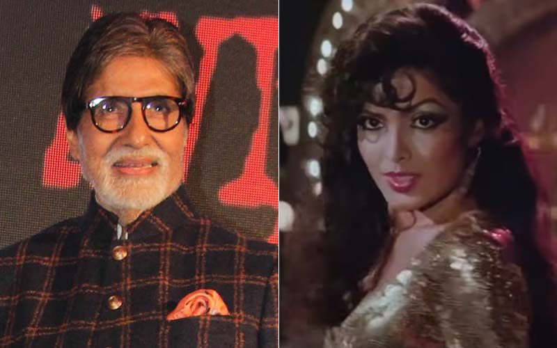 Amitabh Bachchan Says After Jaya Bachchan, Rakhee And Rekha, He Did Maximum Films With Praveen Babi; 'She Introduced The Bohemian Leading Lady On Screen'