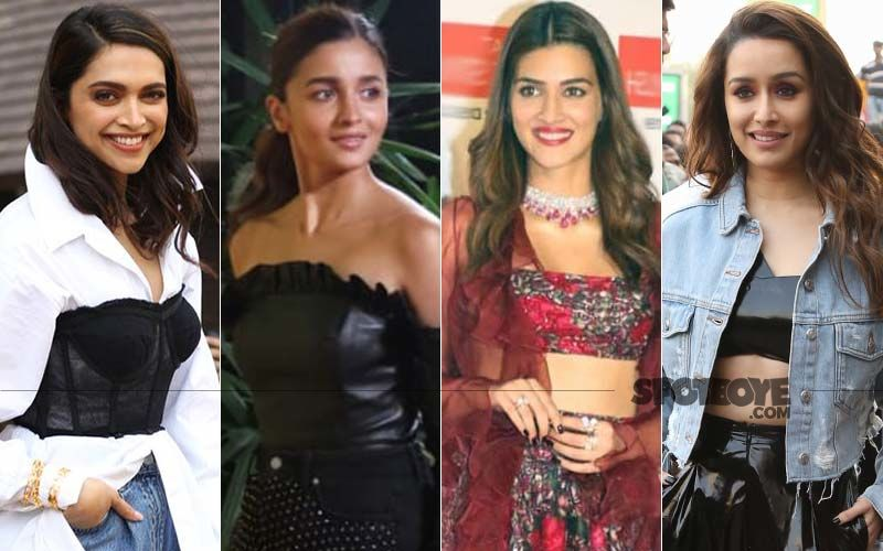 Deepika Padukone, Alia Bhatt, Kriti Sanon To Shraddha Kapoor- Find Out The Number Of Films Our Leading Bollywood Beauties Have In Their Kitty