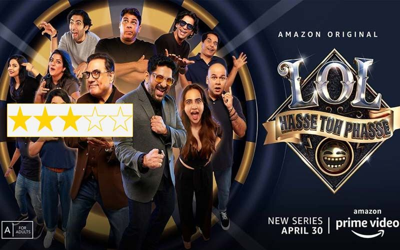 LOL Hasse Toh Phasse Review: Amazon Prime Video has dropped a humorous bomb of pure entertainment with 10 ace comedians.