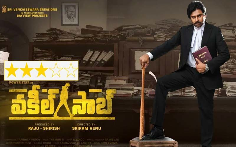 Vakeel Saab Review: This One Is An Honourable Remake Of Pink