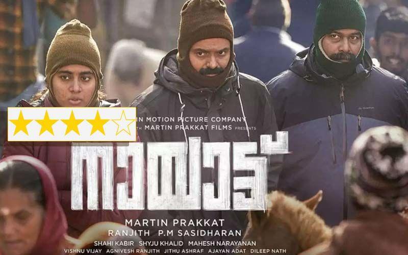 Nayattu Review: Another Stunning Malayalam Masterpiece