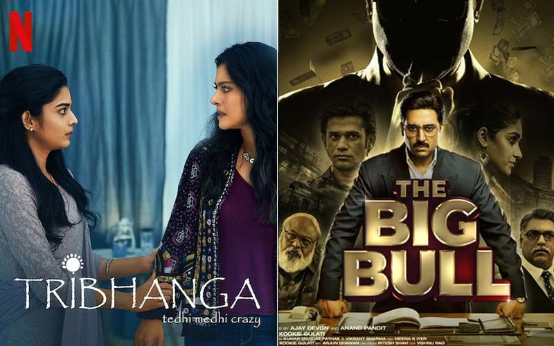 Tribhanga, The Big Bull - Ajay Devgn Ffilms Achieves Success On OTT; Actor Calls The Experience 'Gratifying'
