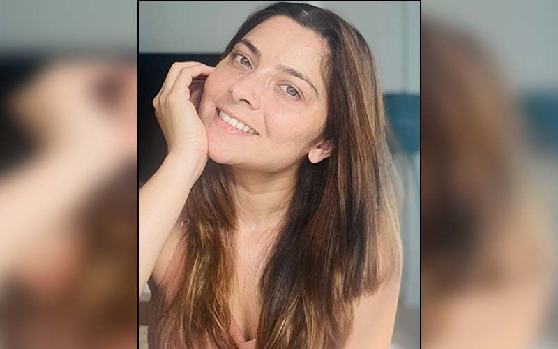Workout Keeps Sonalee Kulkarni Motivated In Distressing Times