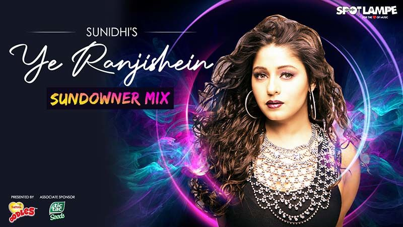 Ye Ranjishein Sundowner Mix OUT: This Catchy EDM Version Of Sunidhi Chauhan's Latest Single Will Leave You Grooving To Its Beats
