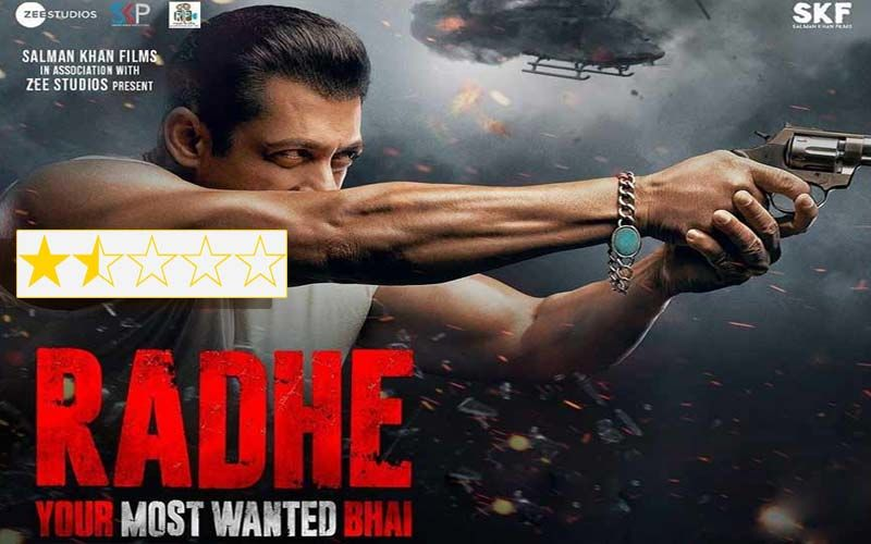 Radhe, Your Most Wanted Bhai Movie Review: This Salman Khan- Disha Patani- Randeep Hooda starrer Is Strictly For The Salmaniacs