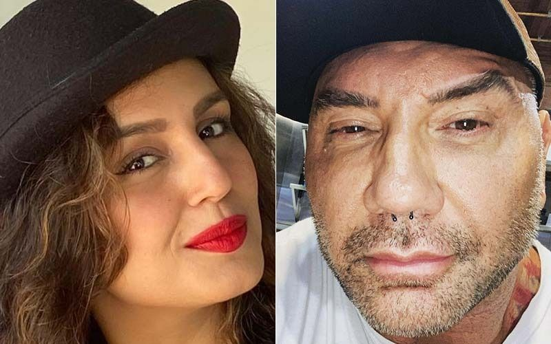 Army Of The Dead: Huma Qureshi On Her Co-Star Dave Bautista; 'He's One Of The Nicest, Tallest, Biggest, Warmest Human Beings I've Ever Met'